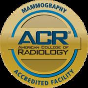 Mammography ACR Logo