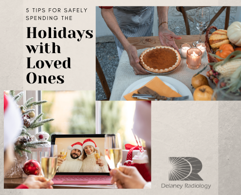 5 Tips for Safely Spending the Holidays With Loved Ones