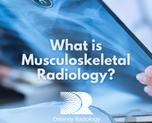 What is Musculoskeletal Radiology