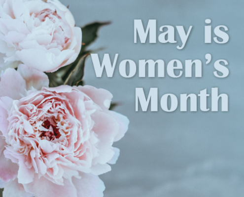 May is Women's Month
